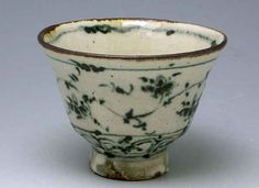Keizo Fujita(Japanese: 1963) -  Old Vietnamese type guinomi cup