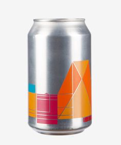 Peter Saville and Tate Design Studio create beer can artwork for Switch House pale ale