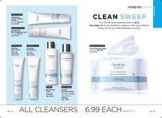 Avon Cleanser Sales Campaign 20 2017. Shop Avon Online at https://mbertsch.avonrepresentative.com #skincare #avon