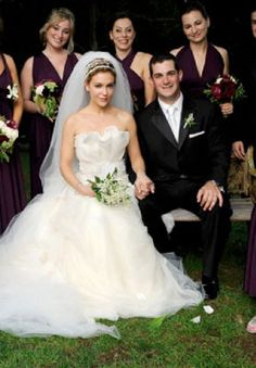"""August 15, 2009    Alyssa Milano (Best known for her role in the TV Series """"Charmed"""") married David Bugliari at his family estate in New Jersey on August 15, 2009."""