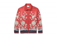 gucci embroidered jersey jacket
