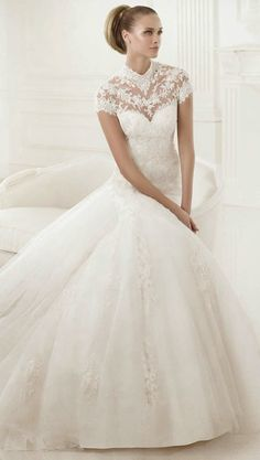 Pronovias 2015 Bridal Collections – Fashion Style Magazine - Page 43