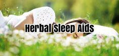 Herbal Sleep Aids #SleepAid