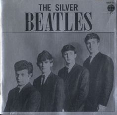 The Silver #Beatles - The Beatles before Ringo...