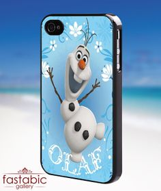 Frozen Olaf   iPhone 4/4s/5/5s/5c Case  Samsung by fastabicgalerry, $15.00