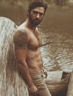 I need a man like this