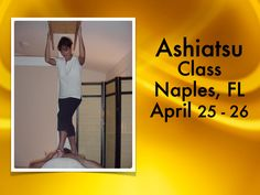 Ashiatsu Bar Barefoot Deep Tissue Massage Training Course. Class date: April 25-26, 2015 in Naples, FL. To register call Michelle Mace: 239-352-8200 or http://my2feet.com/about/contact-us/ Come join us for a class of Ashiatsu fun! #AshiatsuClasses #Ashiatsu #AshiatsuTraining #DeepTissueMassage #BarefootMassage #AshiatsuMassage #AshiatsuCourses