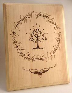Wood Burning - Chainge Arts