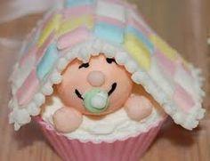 Resultado de imagen para cupcakes para baby shower