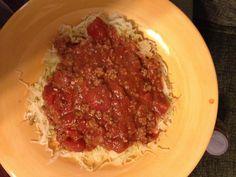 Cabba-Sghetti | Nutrimost Recipes