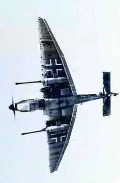 """Junkers Ju 87 or Stuka (from Sturzkampfflugzeug, """"dive bomber"""") with 20mm cannons"""