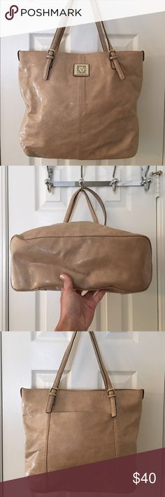 🛍 Anne Klein Cream Gold Tote Bag Mass posting. Will add description shortly.  If you have any questions prior to me adding the description please message me 💕💕 Anne Klein Bags Totes