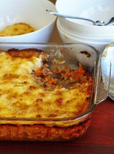 Cottage Pie - Julie Goodwin recipe