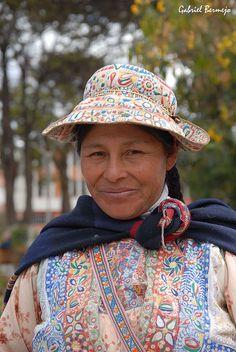 Mujer de Chivay - Perú | by Gabriel Bermejo Muñoz