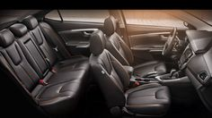 """Mitsubishi Grand Lancer Nicknamed the """"Grand"""" does not mean a larger interior."""