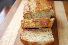 Skinny Points Recipes  » Banana Sour Cream Bread