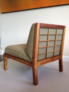 1stdibs   Michael Taylor for Baker Far East Lounge Chair