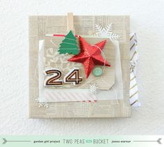 Christmas Album: 24 by Janna Werner - Two Peas in a Bucket