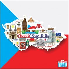 Czech Republic, Flag, Symbols, Funny, Happy, Cute, Character, Kawaii, Funny Parenting