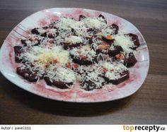 Červená řepa z mikrovlnky Acai Bowl, Potato Salad, Hamburger, Salads, Potatoes, Chicken, Breakfast, Ethnic Recipes, Food