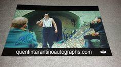 My Quentin Tarantino Autograph Collection: Brad Pitt, Diane Kruger, Eli Roth and Richard Samm...
