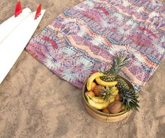 Kalimera...Surf's up! Catching our morning waves, can't wait to kick back and relax on our Sun of a Beach Aztec Print towel! #wecreateharmony #sunofabeach  Shop the style here ▷ Aztec 1: http://www.wecreateharmony.com/designers/s-z/sun-of-a-beach/heart-aztec-purple.html Aztec 2: http://www.wecreateharmony.com/designers/s-z/sun-of-a-beach/wild-aztec-beige.html