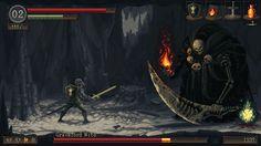 Dark Souls, beat them all Demake