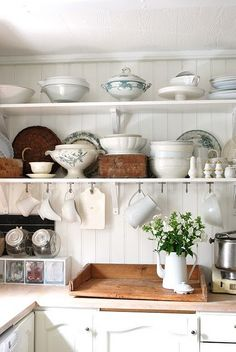 Some kitchen ideas for my dream beach house...