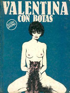 Guido Crepax: Valentina