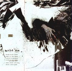 """Dave McKean: """"Hold Me"""" from Hellblazer 1990 Illustration Techniques, Illustration Art, Dave Mckean, Ink Pen Art, Dreams And Nightmares, Splash Page, Comic Book Artists, Art Studies, Traditional Art"""