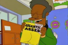Krusty's favorite magazine.