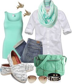 """Musical Notes Toms"" by fun-to-wear on Polyvore"
