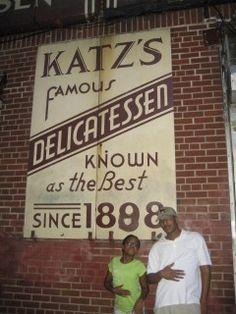 Katz's Deli, New York NY #Katz'sDeli #NYC #Restaurants