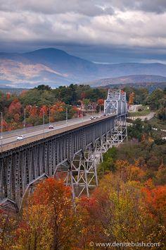 Bridge Over the Hudson River