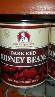 Chef's Quality: Dark Red Kidney Beans. http://affordablegrocery.com