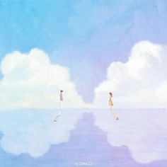 Read Sky (art) from the story stock gallery by -rkfawnn (fawnnie) with reads. Art Anime, Anime Manga, Stock Design, K Wallpaper, Another Anime, Sky Art, Couple Art, Art And Illustration, Anime Love