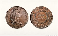 First U.S. penny sold for $1.2 million