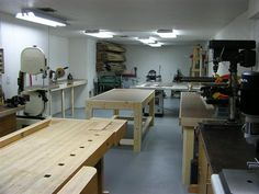 Basement Workshop??!!