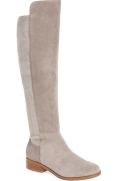 Sole Society Calypso Over the Knee Boot (Women) available at #Nordstrom