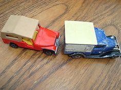 2 MATCHBOX CARS - MODEL A FORD1970/ NO53 CJ8 JEEP 1977 LESNEY - http://www.matchbox-lesney.com/?p=4622