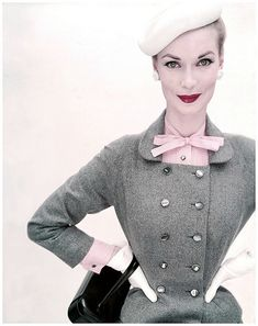 Janet Randy for Vogue, February 1952