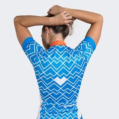 The Armor -- Amour Jersey #womenscycling #cycling