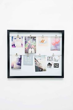 Clip Line Photo Frame