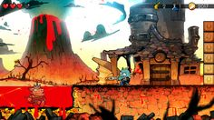 Nicalis to publish physical edition of Wonder Boy: The Dragon's Trap for PS4 and Switch in Q1 2018 in North America #Playstation4 #PS4 #Sony #videogames #playstation #gamer #games #gaming