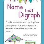 I used this as a literacy center activity and the class loved it!  This packet includes 16 word cards, 4 column headings and a recording sheet....