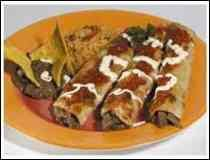 Tacos de Carne Deshebrada Norteños :: GuiaDeTacos.com ::