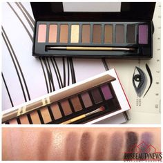 Clarins The Essentials Eye Makeup Palette Holiday 2015 review