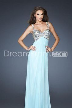 Buy Cheap Cheap Sheath/Column Spaghetti Straps Chiffon Beaded Prom Dresses CH800013 Default Category under $218.99 only in Udressprom.