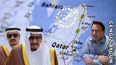 Suudi Arabistan başkanlığında altı ülke Katar'a ambargo başlattı.