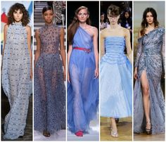 Colores de moda en vestidos de graduacion 2019